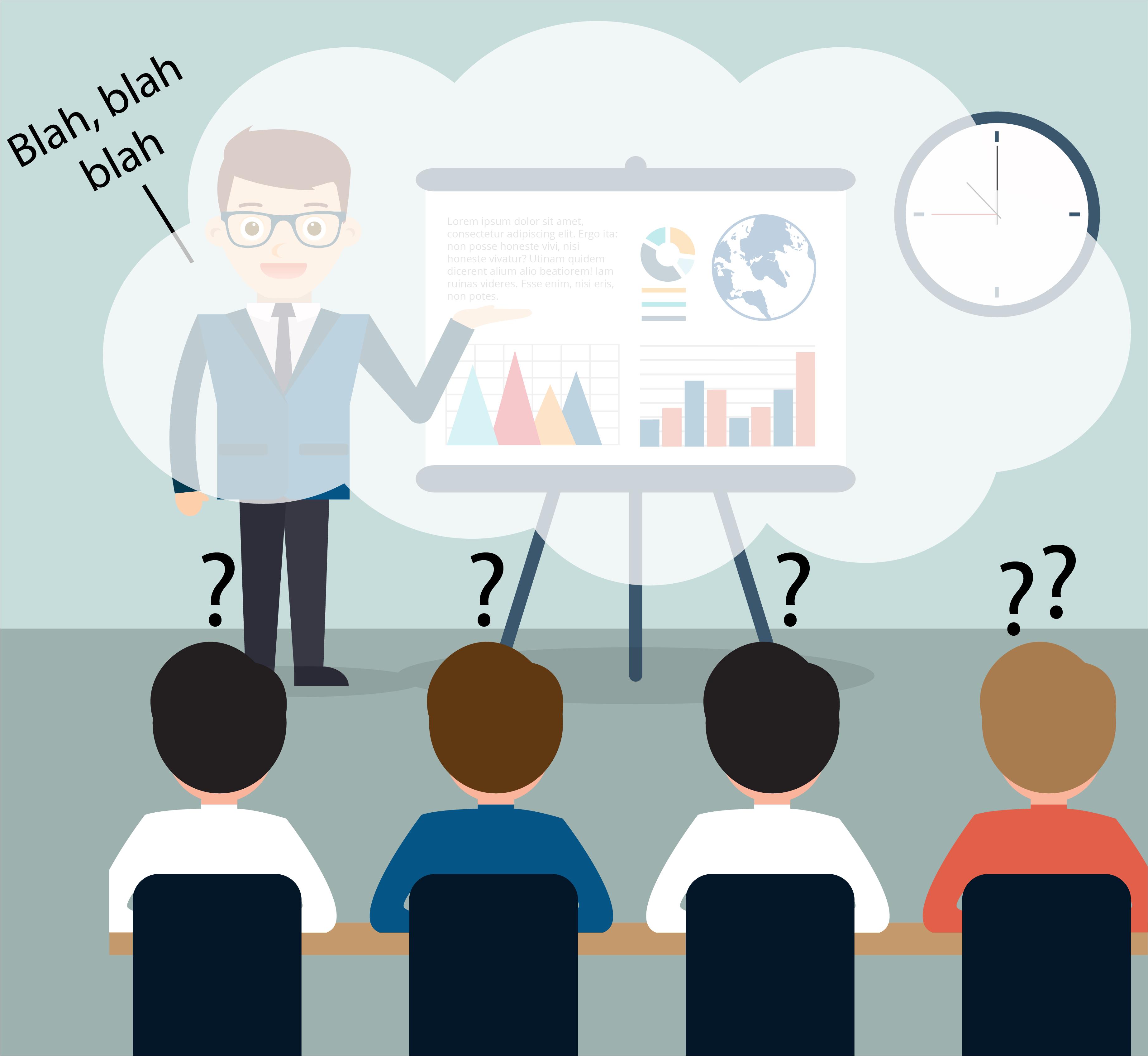 Presentaties: 5 veelvoorkomende fouten